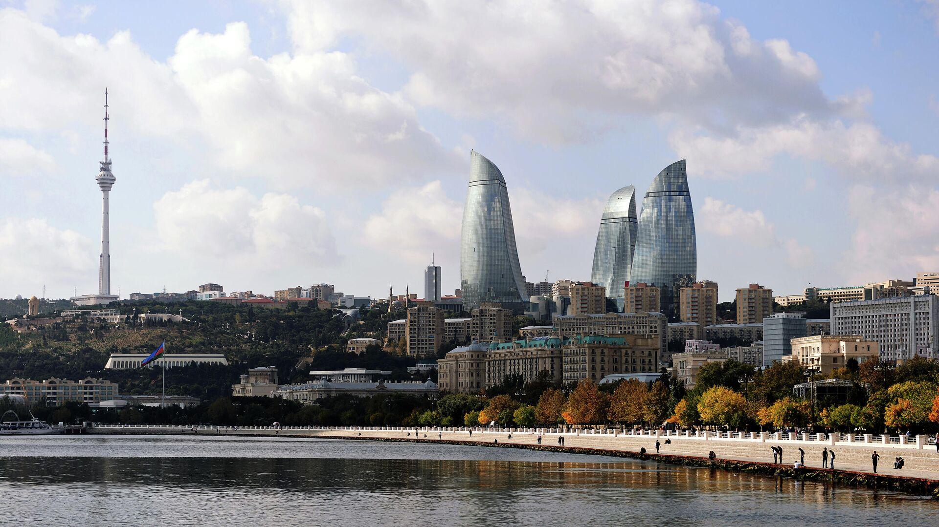 Баку - РИА Новости, 1920, 31.07.2021
