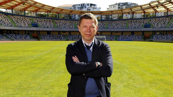 """Президент """"Лейрии"""" Толстиков: в Португалии всё время думают о рейтинге УЕФА"""
