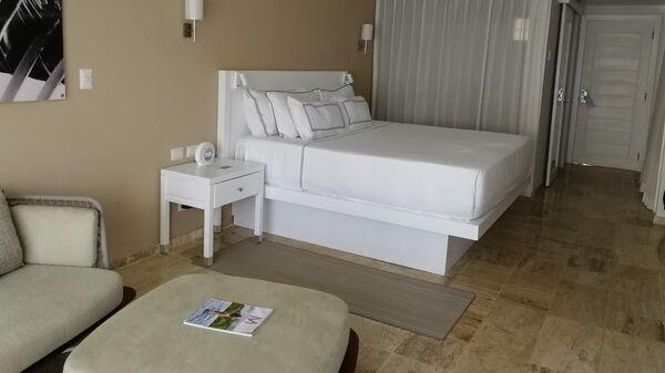 Доминикана. Номер в отеле Melia Punta Cana Beach Resort