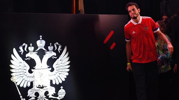 Вратарь сборной России Маринато Гилерме