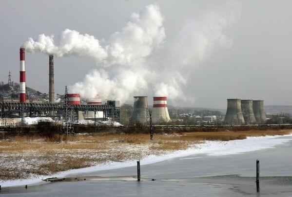 Модернизация Артемовской ТЭЦ в Приморье
