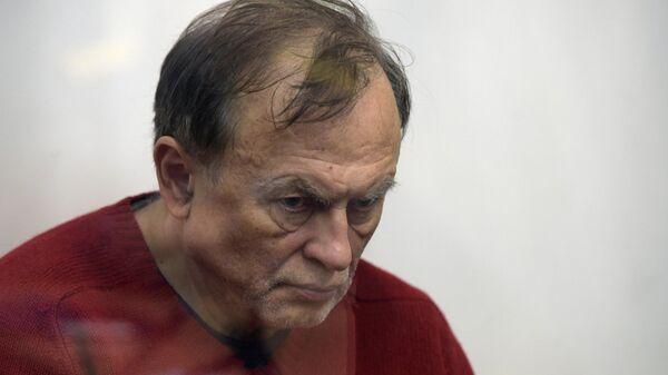 Доцент СПбГУ Олег Соколов, обвиняемый в убийстве аспирантки