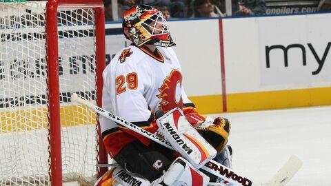 Канадский хоккеист Джейми Макленнан