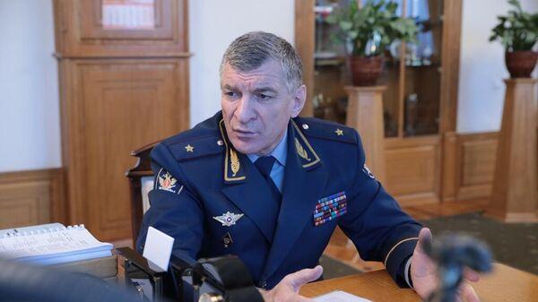 Руководитель донского ГУФСИН Муслим Даххаев