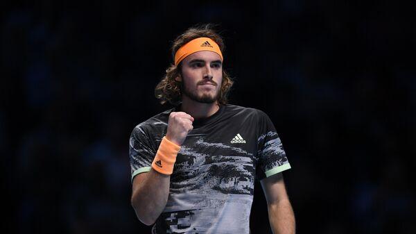 Циципас начал кампанию по сбору средств теннисистам вне топ-100 рейтинга
