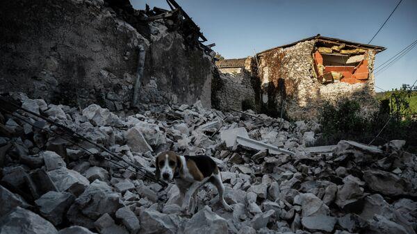 Последствия землетрясения на юго-востоке Франции
