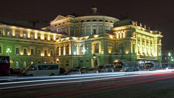 Главное здание Мариинского театра