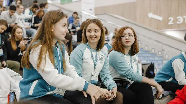 Всероссийский форум студенческих волонтёрских организаций открылся в Москве