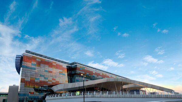 Международный аэропорт Звартноц