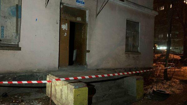 Вечером 16 ноября в Уссурийске на ул. Пушкина, 151,  произошло обрушение стены в одной из нежилых квартир