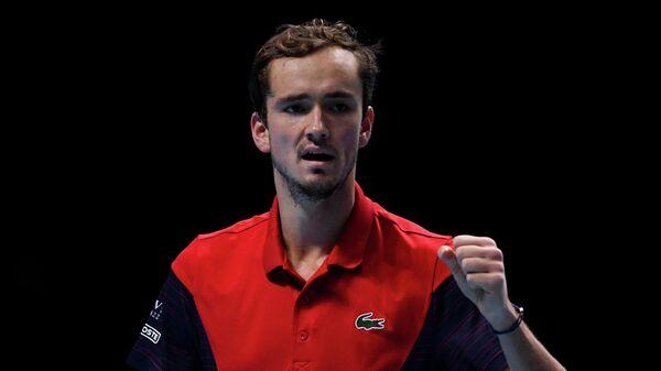 Медведев признан лучшим российским теннисистом в 2019 году