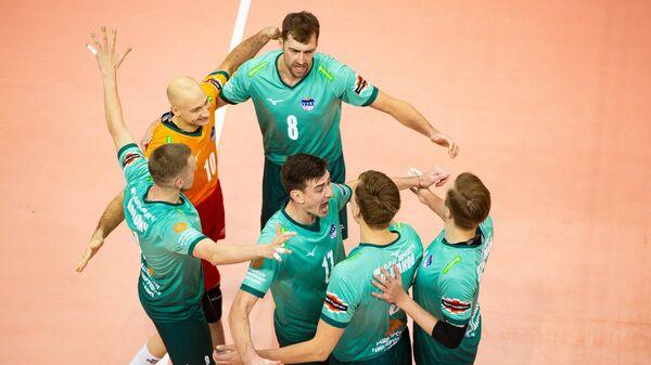 Волейбольный клуб Урал
