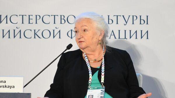 Профессор, эксперт в области нейронауки и психолингвистики, член-корреспондент РАО Татьяна Черниговская