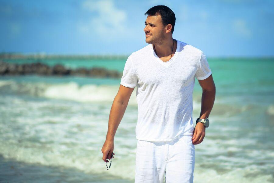 Эмин Агаларов в Майами