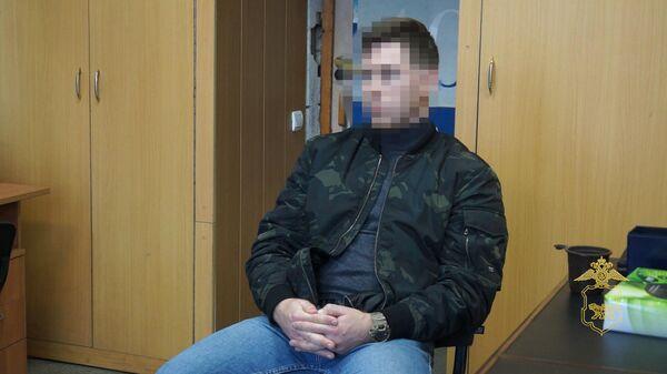 Задержание подозреваемого в стрельбе около ЗАГСа во Владивостоке