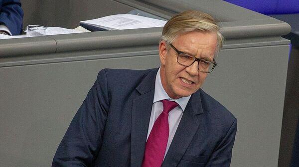 Председатель фракции Левой партии в бундестаге Дитмар Барч