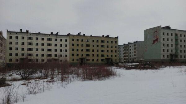 Поселок  Кадыкчан