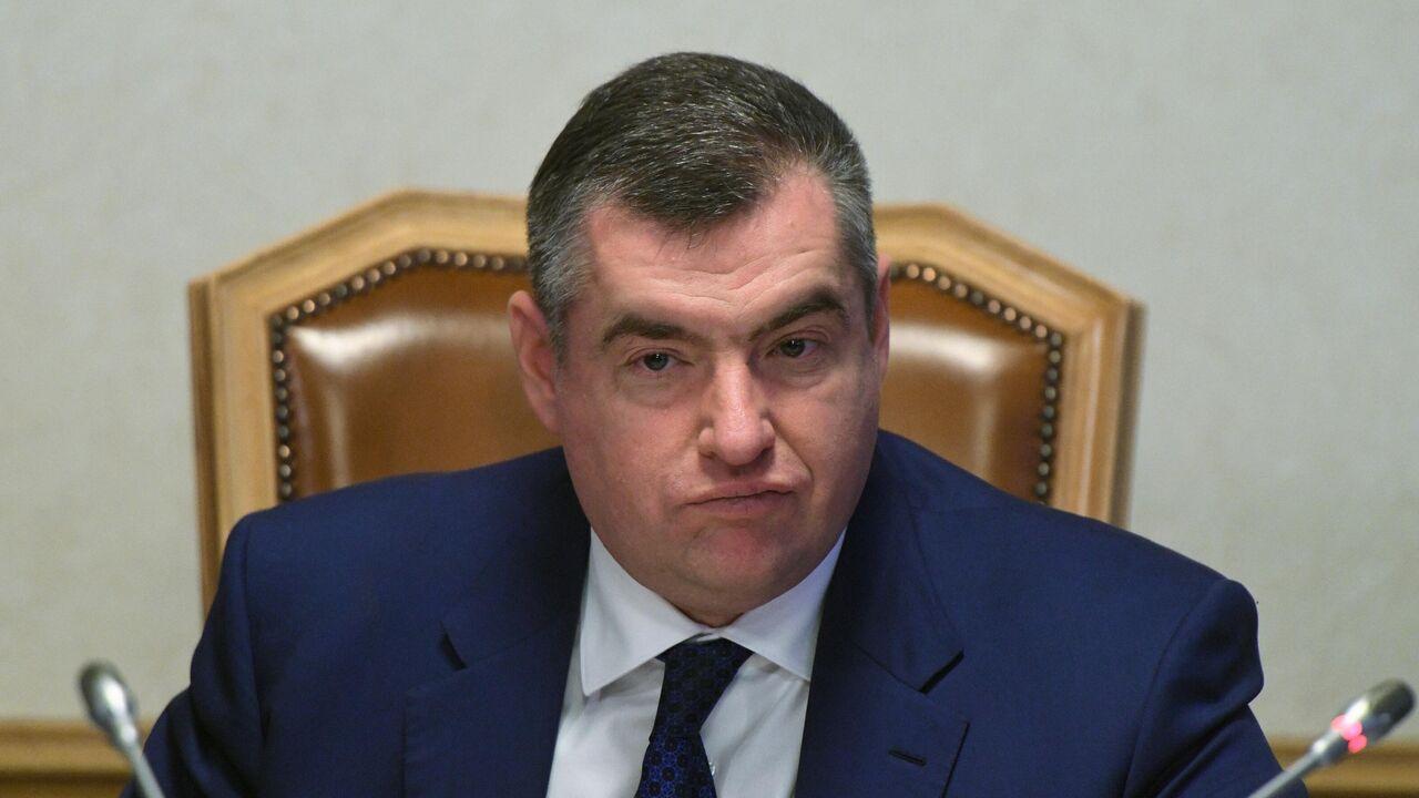 Слуцкий обвинил Европарламент в русофобии