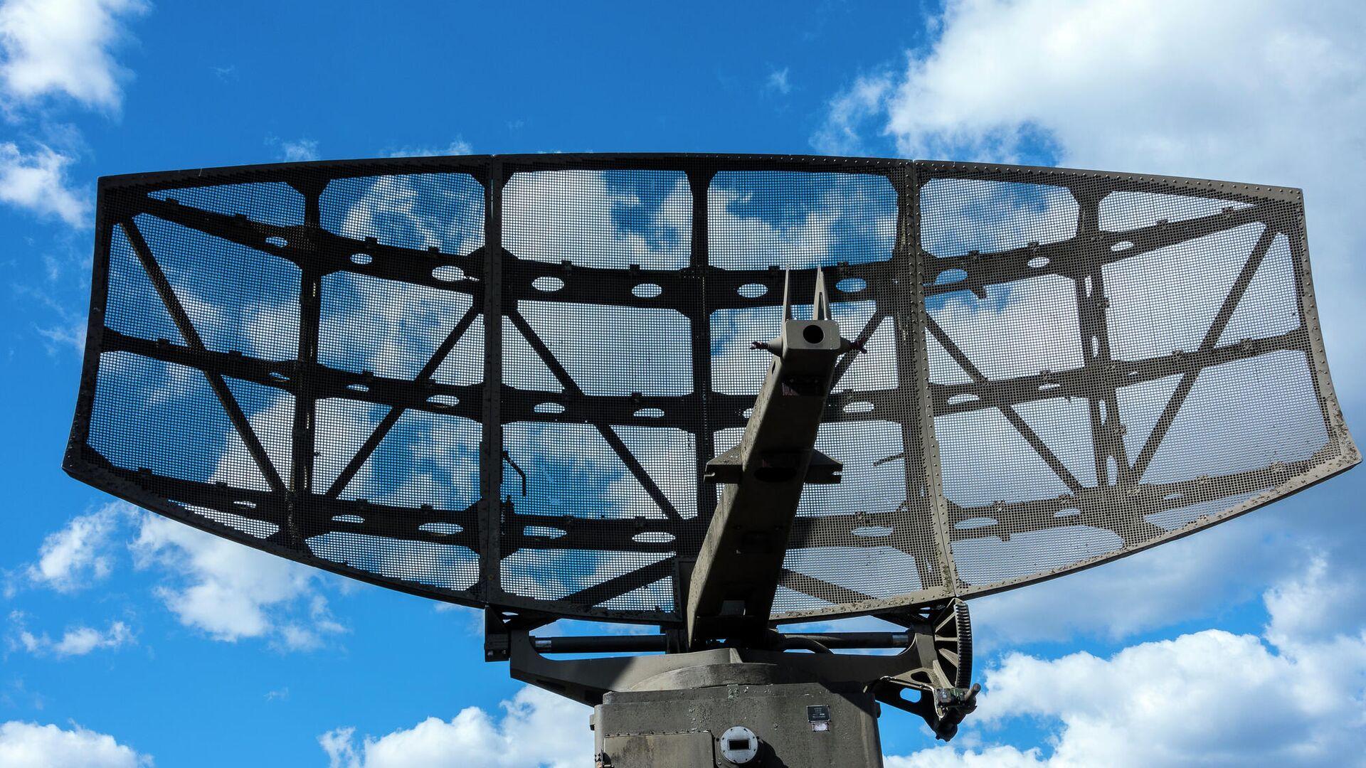 Антена радара - РИА Новости, 1920, 23.10.2020