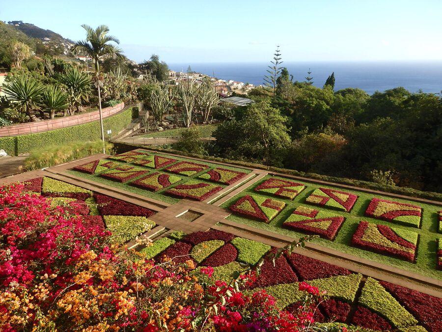 Фуншал, Ботанический сад