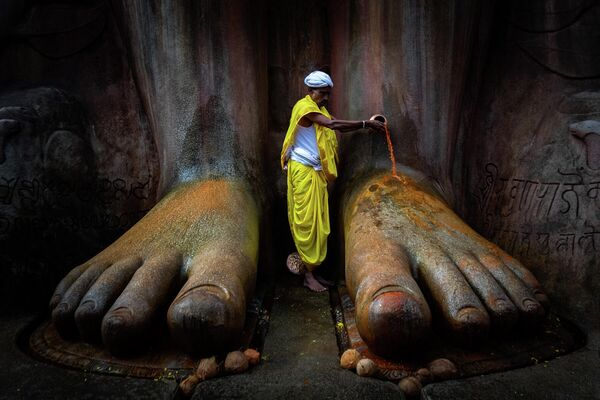 Vinod Kumar Kulkarni. Работа финалиста конкурса фотографии Historic Photographer of the Year 2019