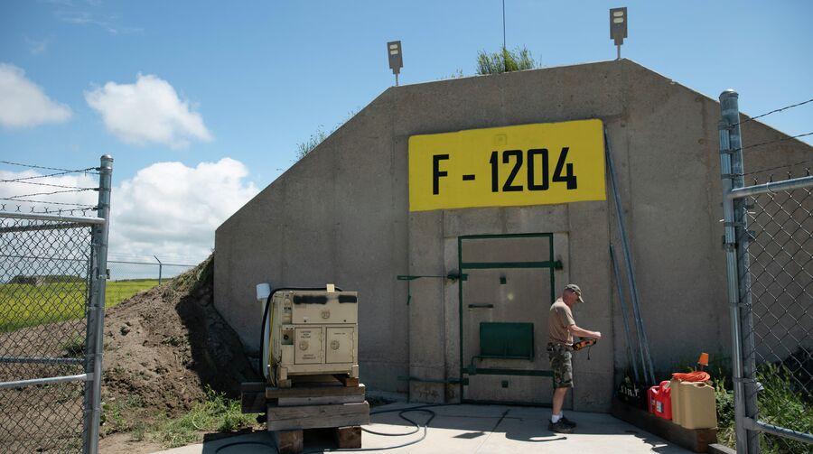 Бункер в Южной Дакоте