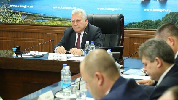 Председатель Законодательного собрания Валерия Раенко