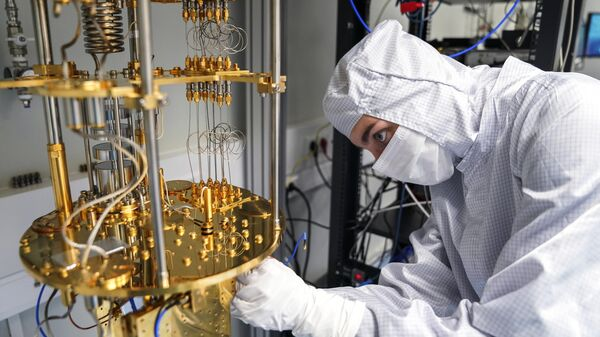 Разговорчивый кубит: российские ученые готовят квантовый прорыв