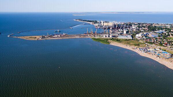 Под Азовским морем пробурят первые скважины для поиска пресной воды