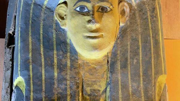 В Египте нашли саркофаги возрастом около 3,5 тысячи лет
