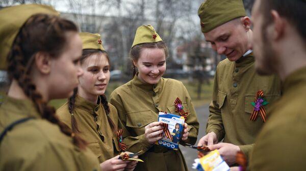 От Курска до Ханты-Мансийска: как волонтеры готовятся к юбилею Победы