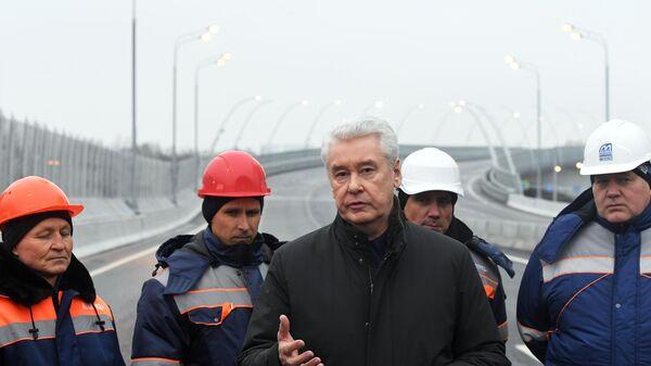 Открытие движения по мосту