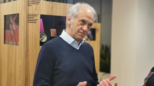 Ректор Российского Международного Олимпийскиго Университета в Сочи (РМОУ) Лев Белоусов