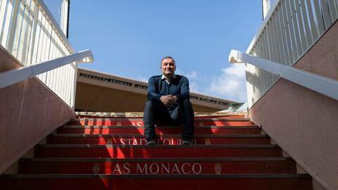 Директор академии Монако Бертран Резо