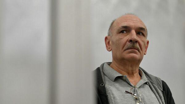 Владимир Цемах в суде Киева