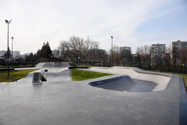 Детский Черкизовский парк в Москве