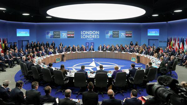 Саммит лидеров НАТО в Уотфорде, Великобритания