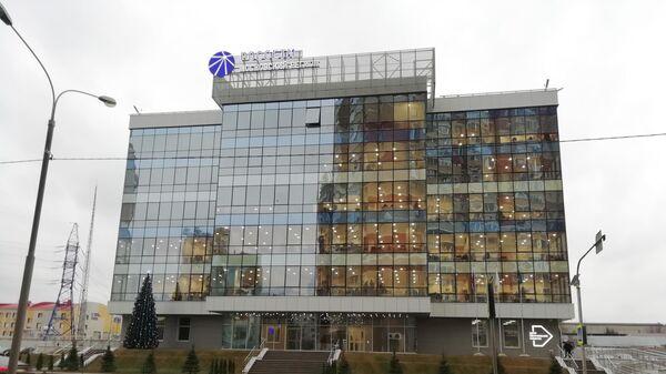 Новый офис управления филиала Западные электрические сети компании Россети Московский регион (ПАО МОЭСК)