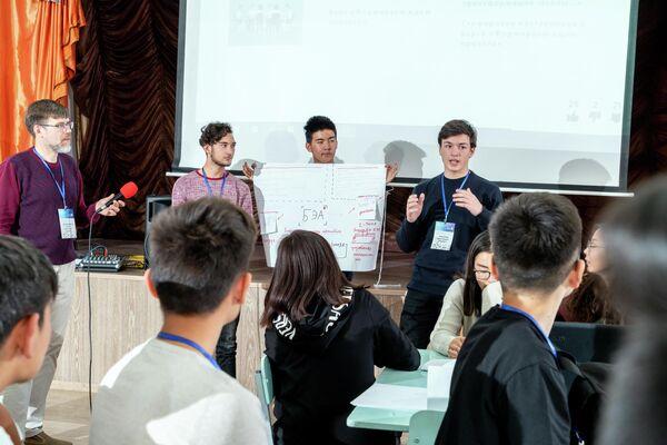 Интенсив ТГУм по обучению цифровой грамотности в Киргизии