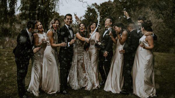Angela Ruscheinski. Работа победителя конкурса свадебной фотографии International Wedding Photographer of the Year