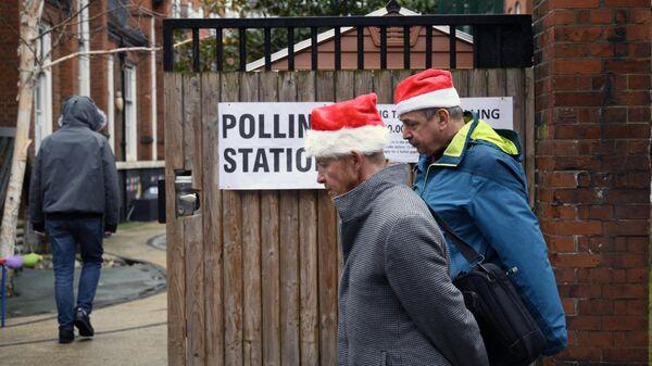 Досрочные парламентские выборы в Великобритании