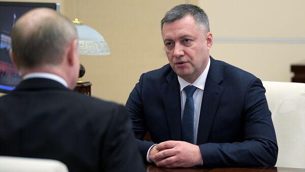 Бывший замминистра МЧС возглавил Иркутскую область