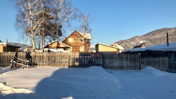 Поселок Озерный Республика Алтай