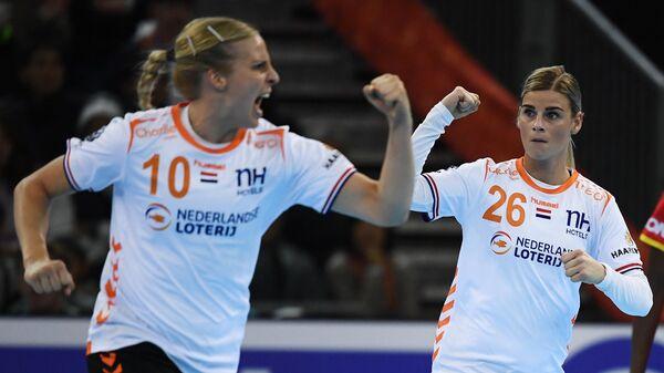 Гандболистки сборной Нидерландов
