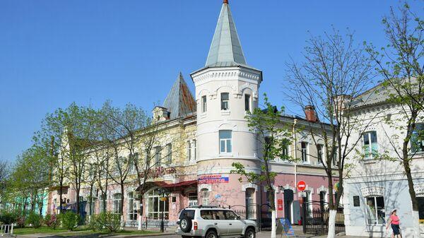 Исторический центр города Уссурийск