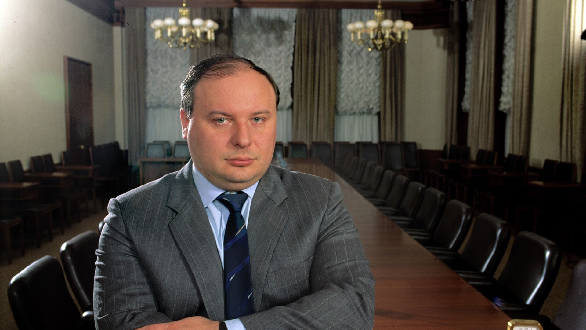 Авен назвал главную ошибку Гайдара после распада СССР