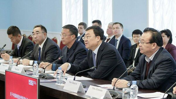 Тулу посетили представители правительства Нинся-Хуэйского автономного района КНР