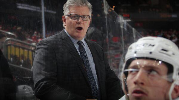 Ассистент главного тренера клуба НХЛ Чикаго Блэкхокс Марк Кроуфорд