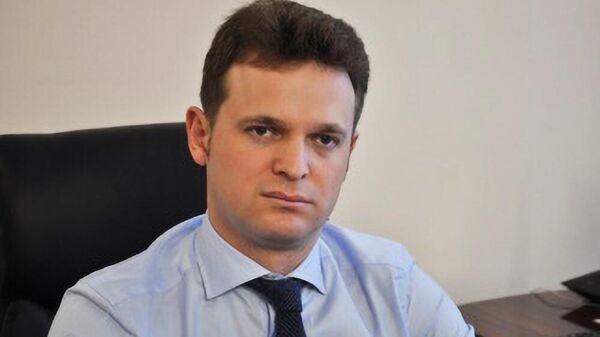 Директор Департамента образования молодежной политики ХМАО Алексей Дренин