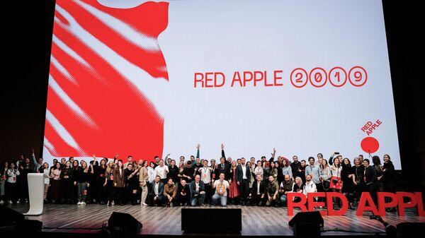 Победители фестиваля рекламы Red Apple получили 88 наград